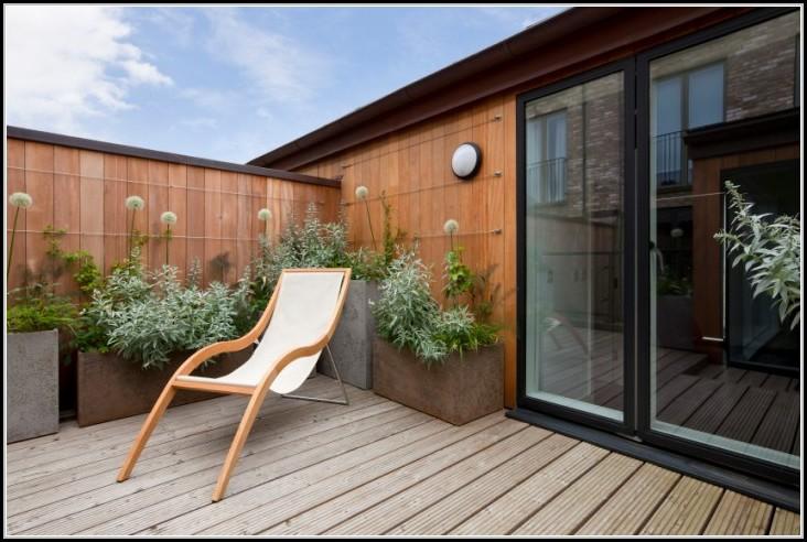 Sichtschutz Balkon Selber Bauen