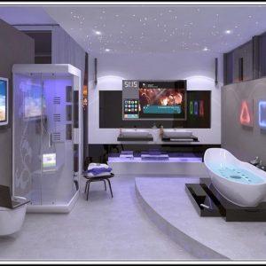 Tv Für Badezimmer, fernseher im badezimmer forum - badezimmer : house und dekor galerie, Design ideen
