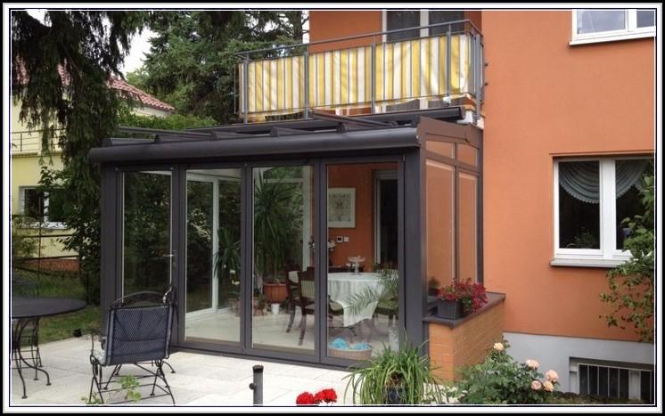 Wintergarten Unter Balkon Kosten