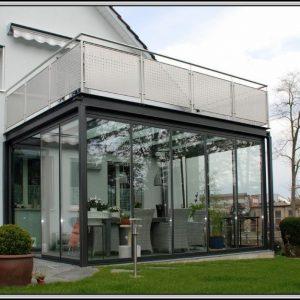 Wintergarten Unter Balkon Wie Isolieren
