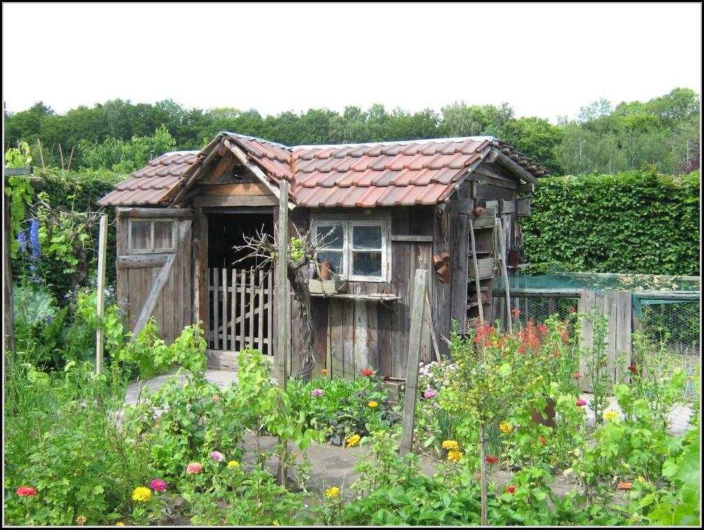 Altes Gartenhaus Renovieren