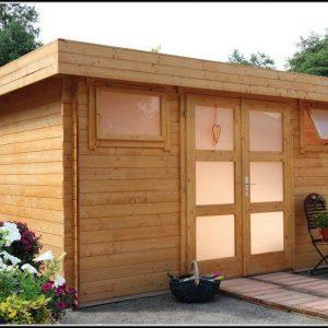 Aufbauservice Gartenhaus Holz