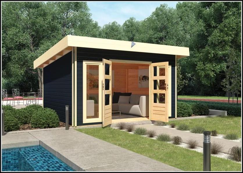 Bausatz Gartenhaus Holz