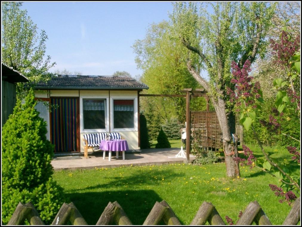 Bewohnbares Gartenhaus Selber Bauen