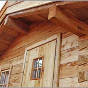 Block Gartenhaus Aus Polen