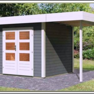 Blockbohlenhaus Gartenhaus Selber Bauen