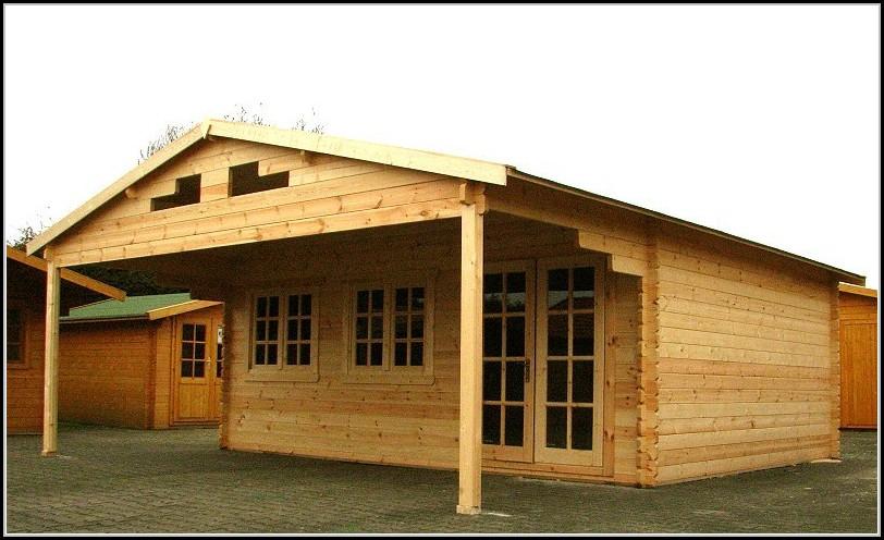 Blockhaus Gartenhaus Ebay