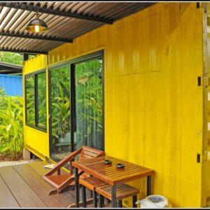 Container Als Gartenhaus