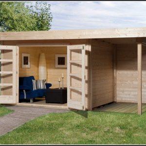 Cube Gartenhaus Selber Bauen