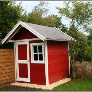 Dach Gartenhaus Bauen