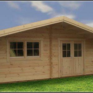 Gartenhaus 3 X 3 M Kaufen