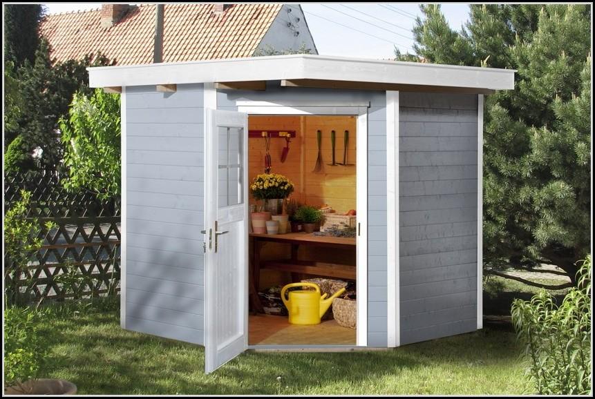 Gartenhaus Angebot Weka