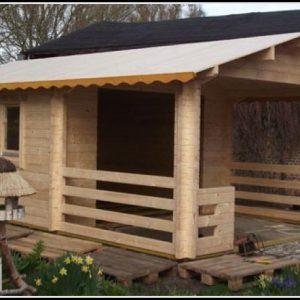 Gartenhaus Bauen Kosten