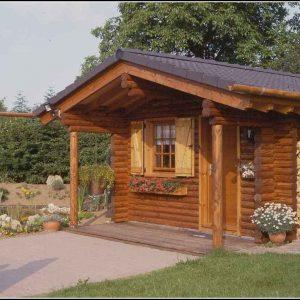 Gartenhaus Blockhaus Gebraucht