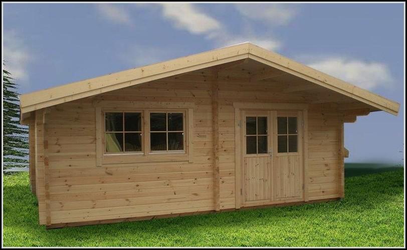 Gartenhaus Blockhaus Kaufen