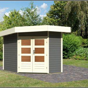 Gartenhaus Cube 1