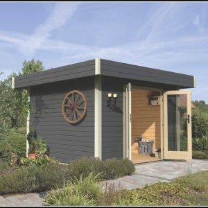 Gartenhaus Cube 3