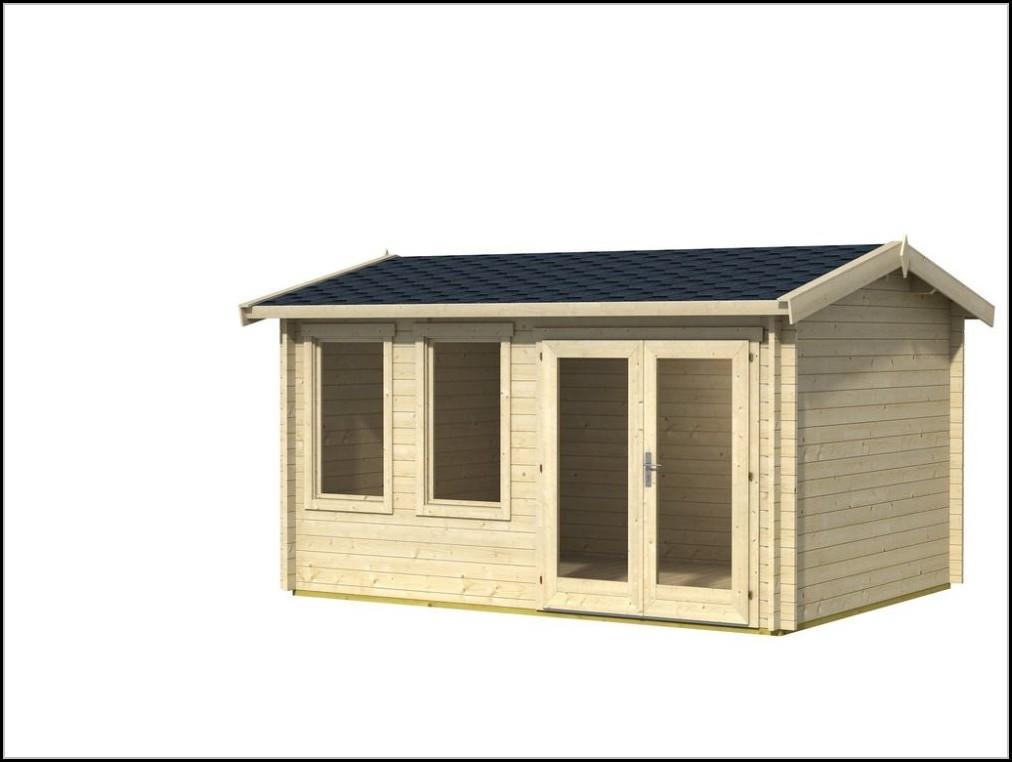 Gartenhaus Dachpappe Anbringen