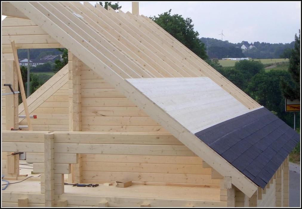 Gartenhaus Dachpappe Verlegen Anleitung