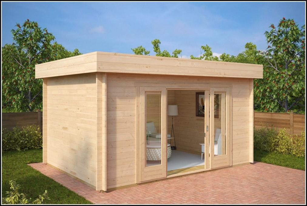 Gartenhaus Designo Komfort