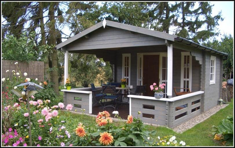 Gartenhaus Farbe Oder Lasur