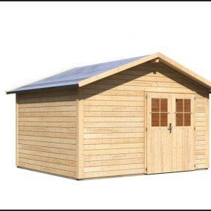 Gartenhaus Flachdach Decken