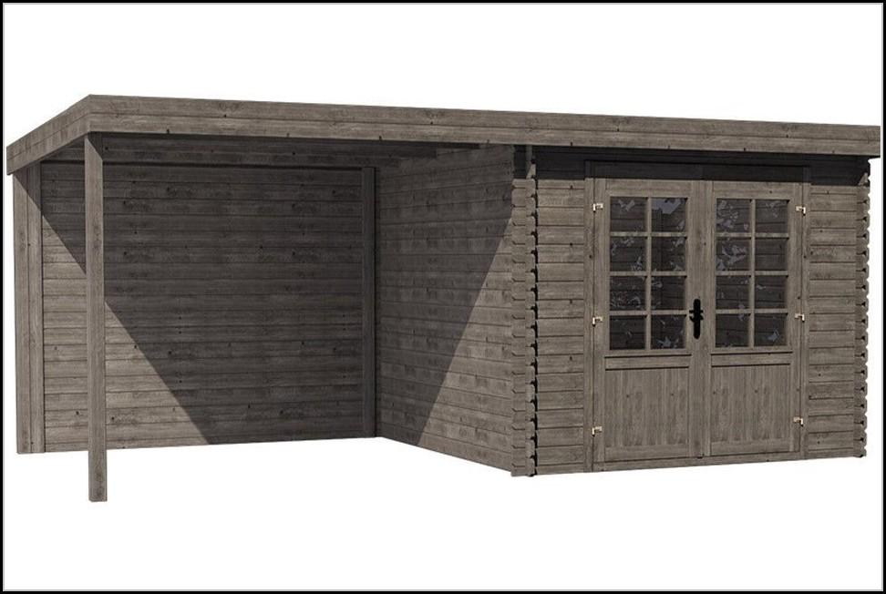 Gartenhaus grau flachdach gartenhaus house und dekor for Gartenhaus flachdach grau
