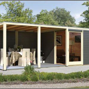 Gartenhaus Holz 28 Mm
