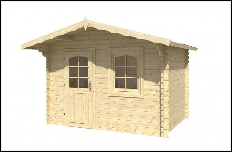Gartenhaus Holz 2x3m