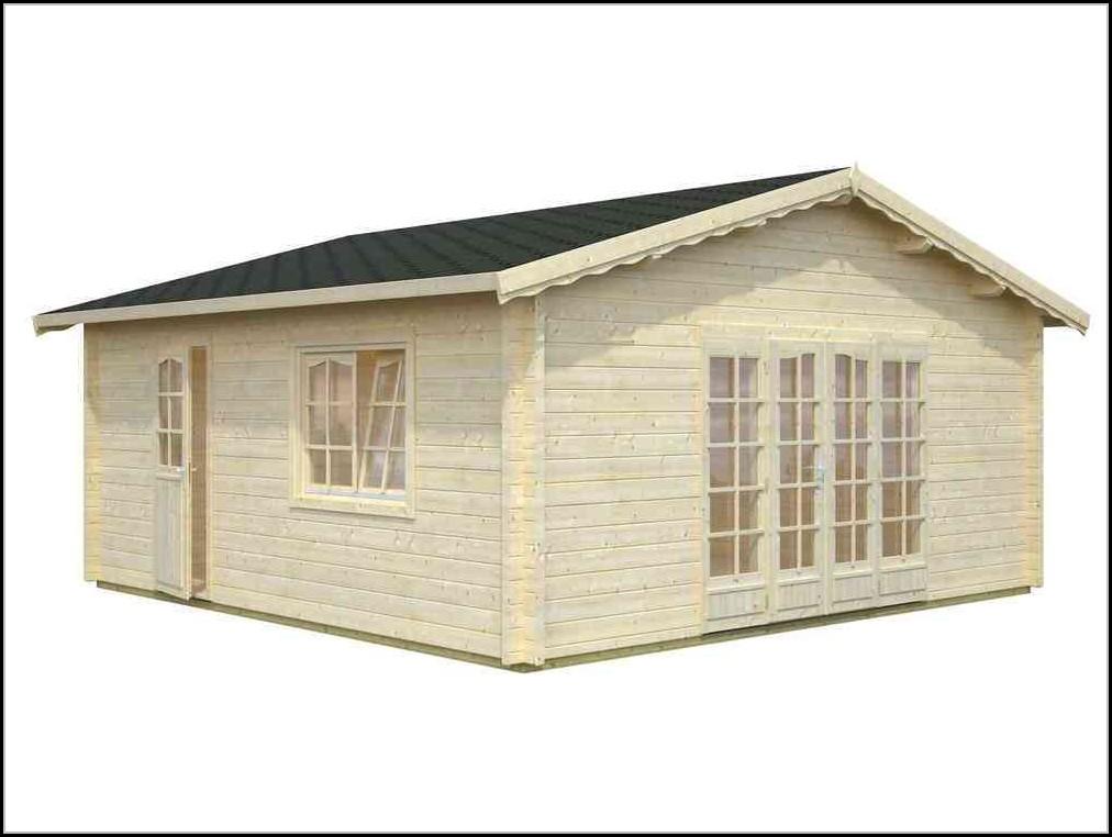 Gartenhaus Holz 70 Mm