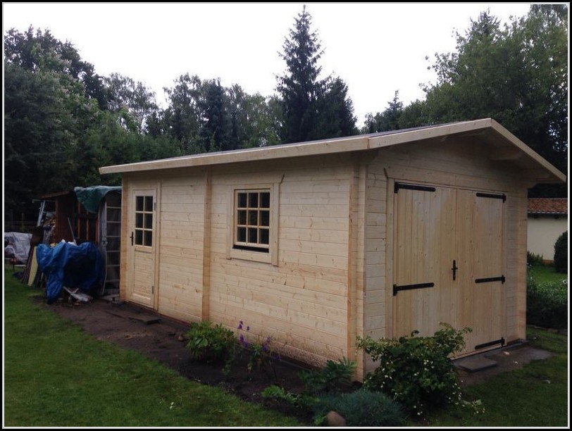 Gartenhaus Holz Holland