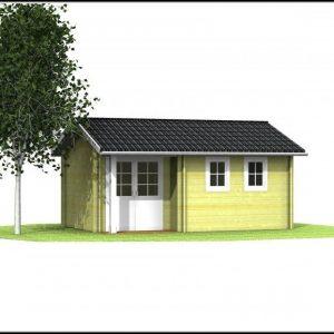 Gartenhaus Holz Premium