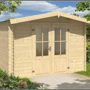 Gartenhaus Holz Reduziert