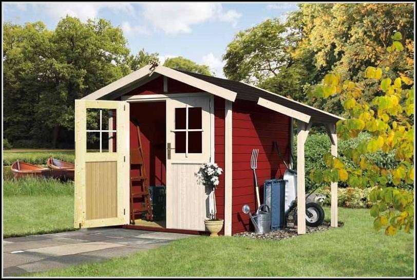 Gartenhaus Im Schwedenstil