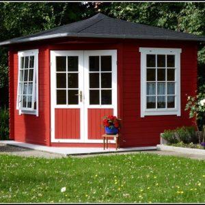 Gartenhaus Im Schwedischen Stil