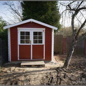 Gartenhaus Im Skandinavischen Stil