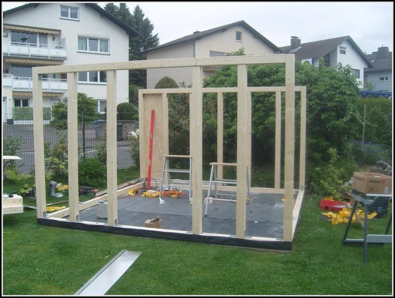 Gartenhaus Individuell Planen