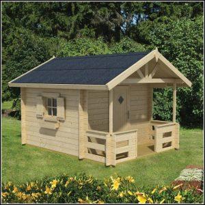 Gartenhaus Inkl Aufbau