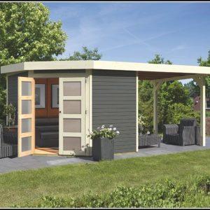 Gartenhaus Inklusive Aufbau