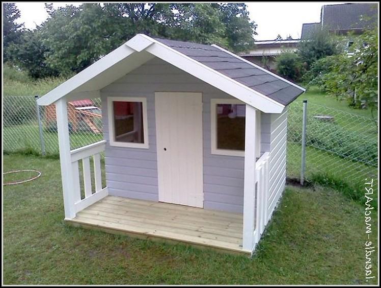 Gartenhaus Kinderspielhaus Selber Bauen