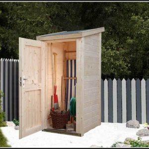 Gartenhaus Kunststoff Oder Holz