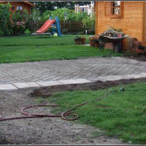 Gartenhaus Mit Aufbau Und Fundament