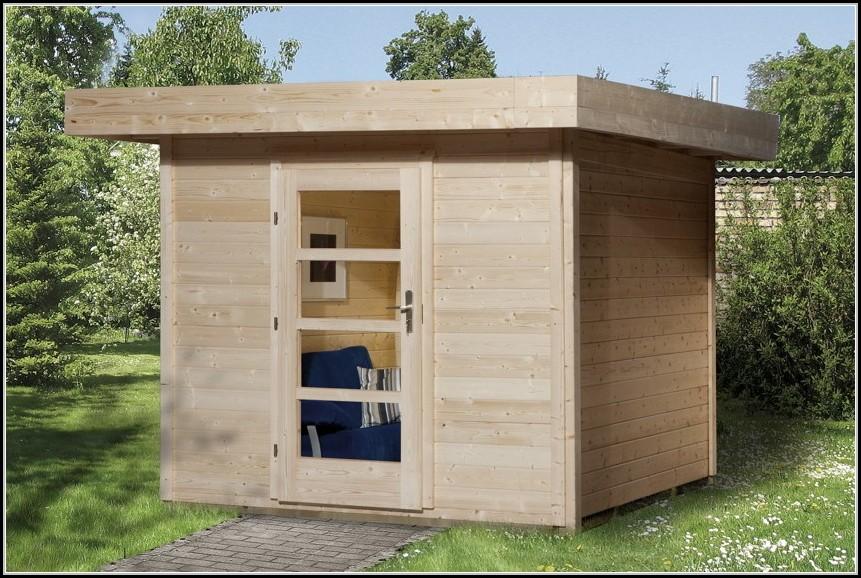Gartenhaus mit flachdach aus holz gartenhaus house und - Gartenhaus flachdach holz ...