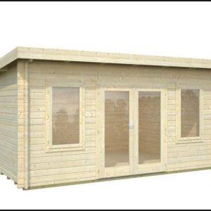 Gartenhaus Mit Pultdach Bauanleitung