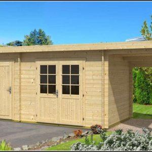 Gartenhaus Mit Pultdach Kaufen