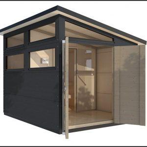 Gartenhaus Mit Sauna Und Dusche