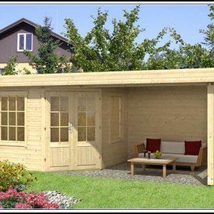 Gartenhaus Mit Veranda Holz