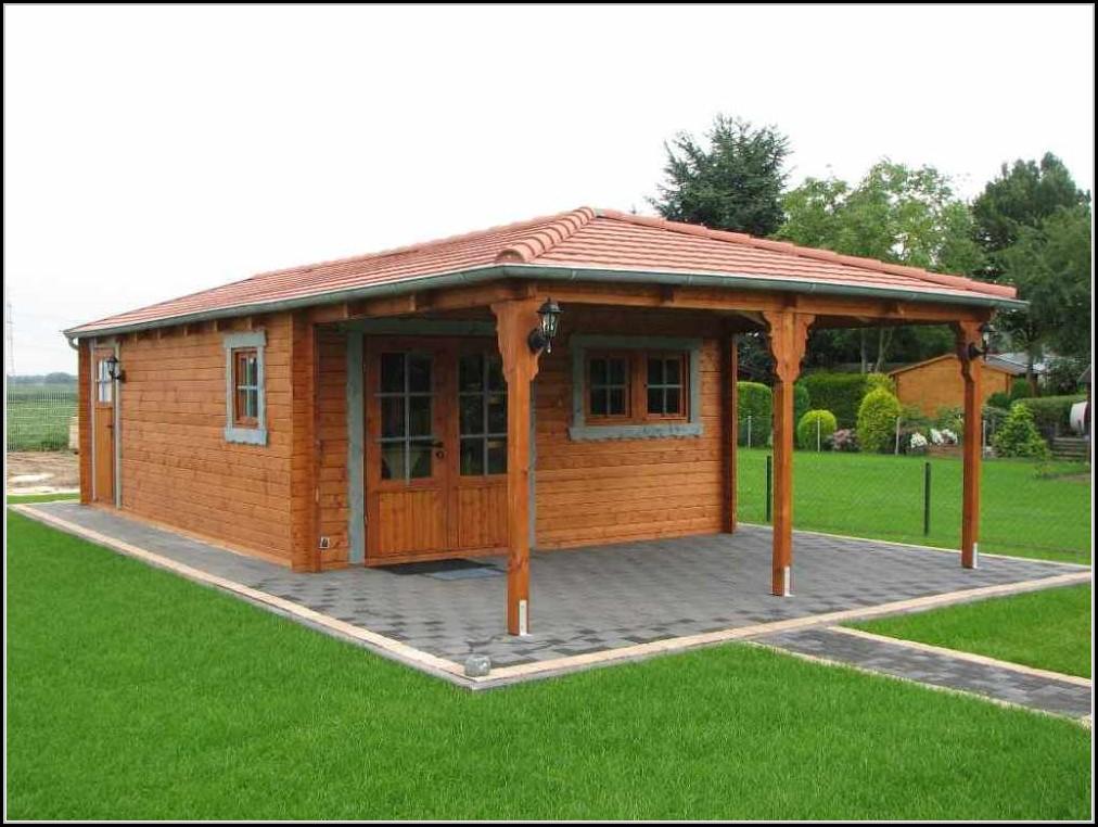 Gartenhaus Mit Veranda Kaufen