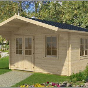 Gartenhaus Mit Vordach Kaufen
