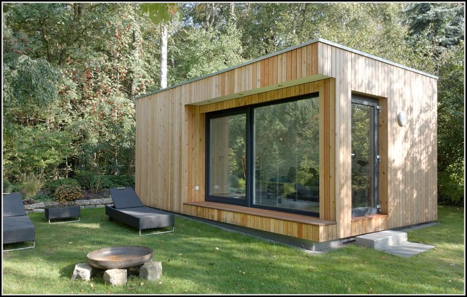Gartenhaus Moderne Architektur